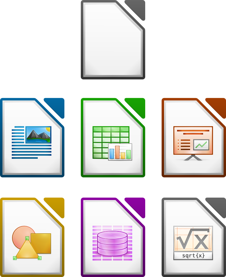 La ofimatica en la nube que es servicios y ventajas - Libre office pour windows ...