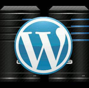 Wordpress instalado en Servidores