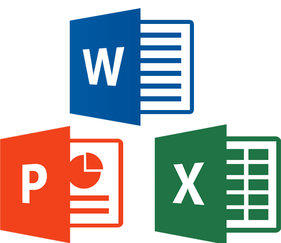 Iconos de Microsoft Office