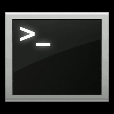 Terminal icono png