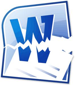 Archivo de Word Corrupto