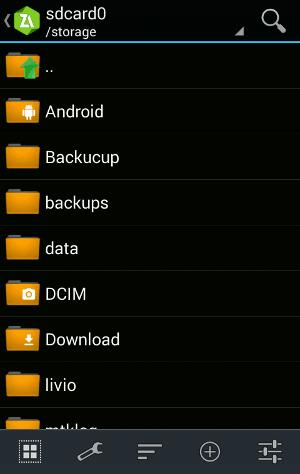Comprimir archivos en Android