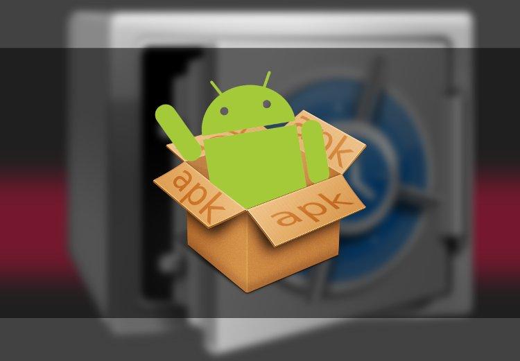 Crear copias de seguridad de aplicaciones en Android