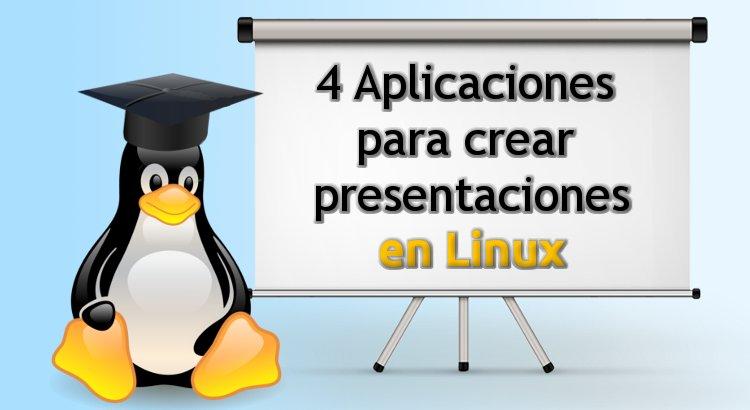 Presentaciones en Linux