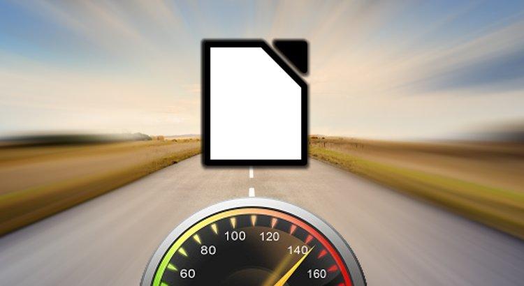 Mejorar rendimiento de LibreOffice
