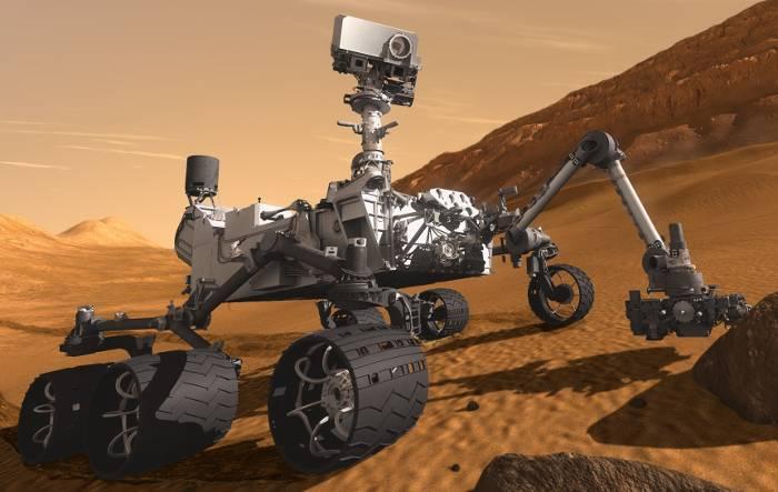 Curiosity, uno de los más famosos éxitos de la ciencia en los últimos años, utiliza los avances logrados en Inteligencia Artificial en su funcionamiento.
