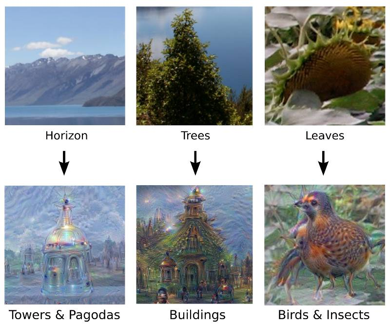 Google Neural Networks Research