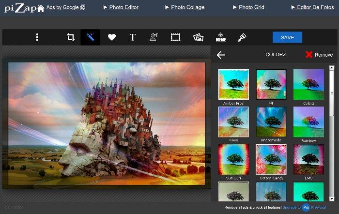 Los 5 mejores editores de fotos online gratuitos - Technodyan