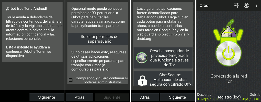 Orbot para Android