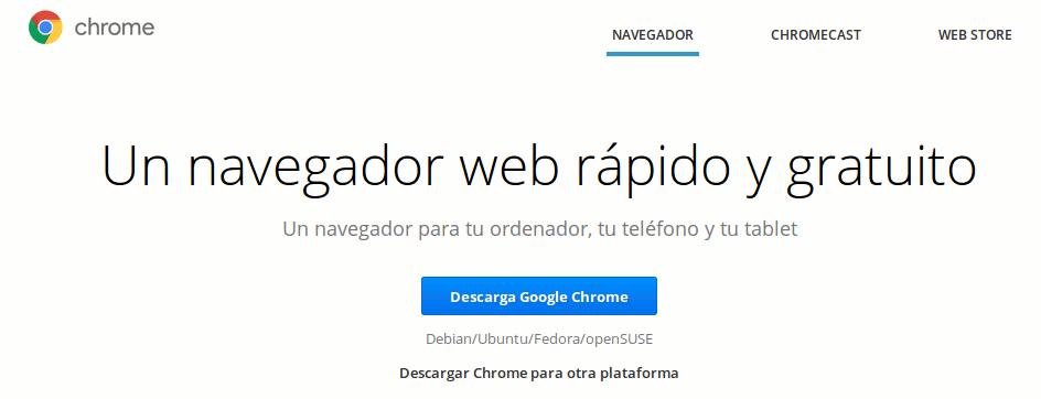 Al descargar los programas desde la web del autor, te librarás de instaladores problemáticos.
