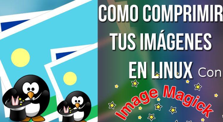Imagemagick Linux