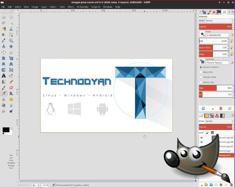 Gimp Linux