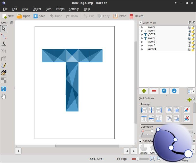 Karbon KDE LInux