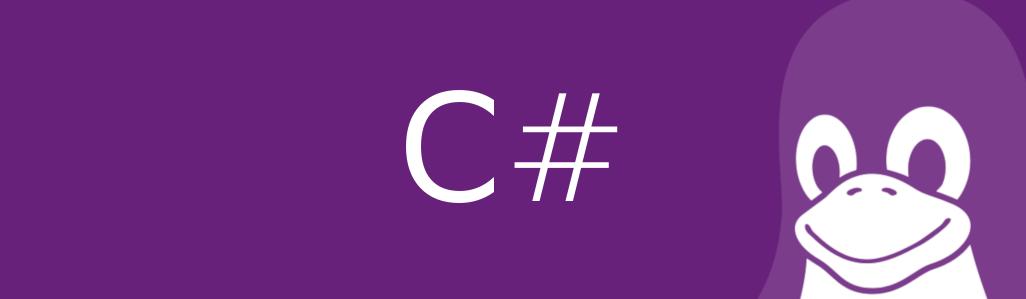 C Sharp en Linux