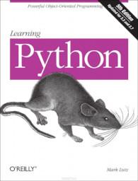 Portada Learning Python
