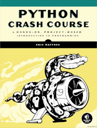 Portada Python Crash Course