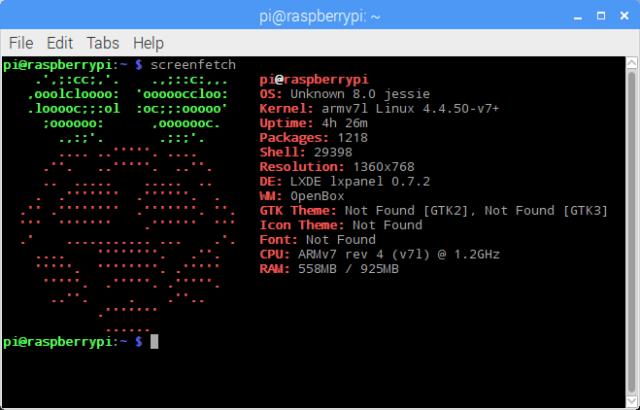 Linux en Raspberry Pi